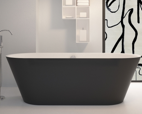 Freestanding bath Selene