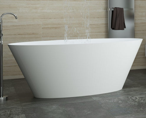 Freestanding bath Beira
