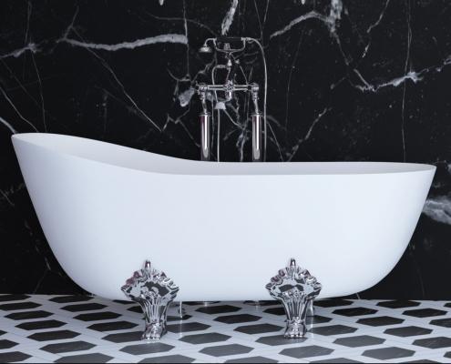 Vannas : Brīvi stāvoša vanna Damona 2