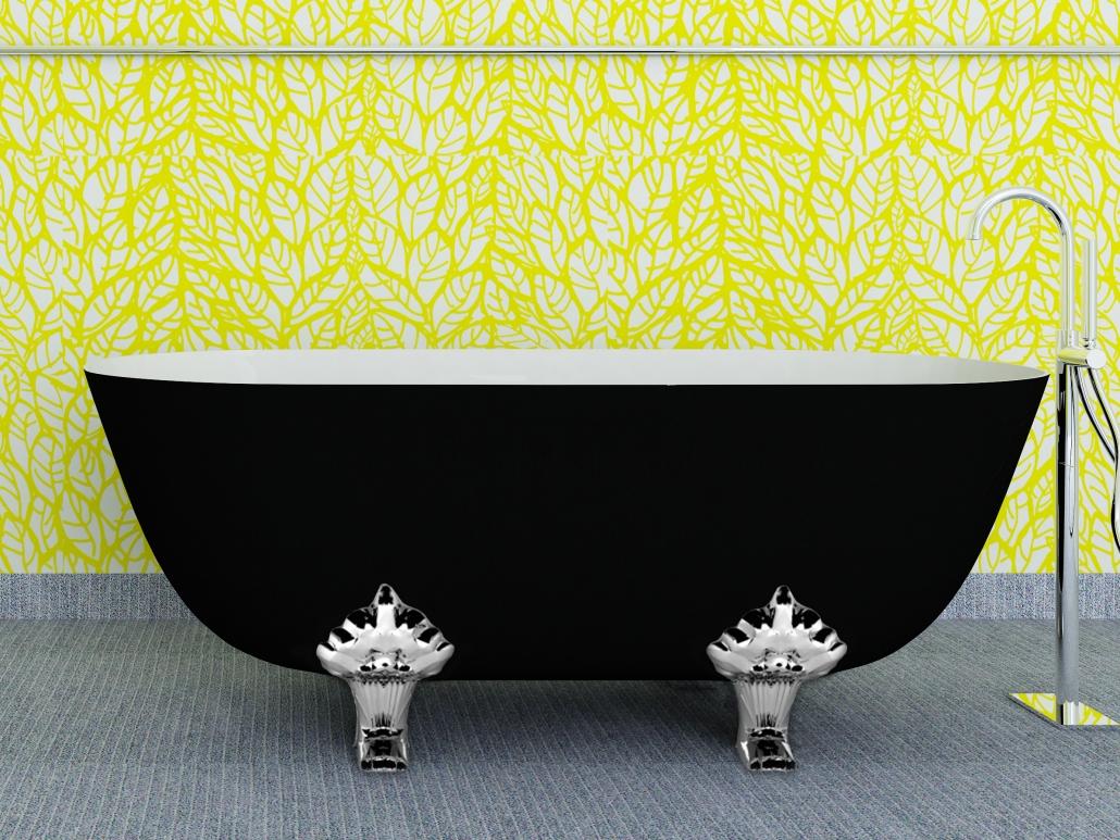 Vannas : Brīvi stāvoša vanna Damona 3