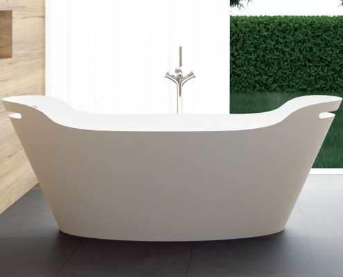 Vannas : Brīvi stāvoša vanna Tiche