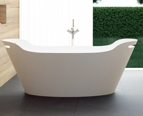 Freestanding bath Tiche