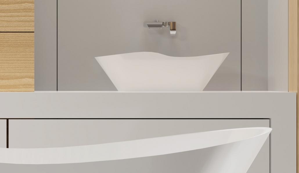 Washbasins - Washbasin Amida
