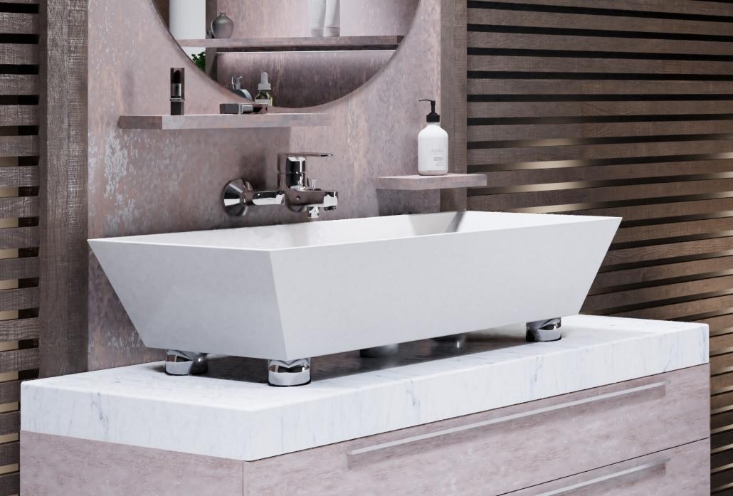 Washbasins - Washbasin Doride