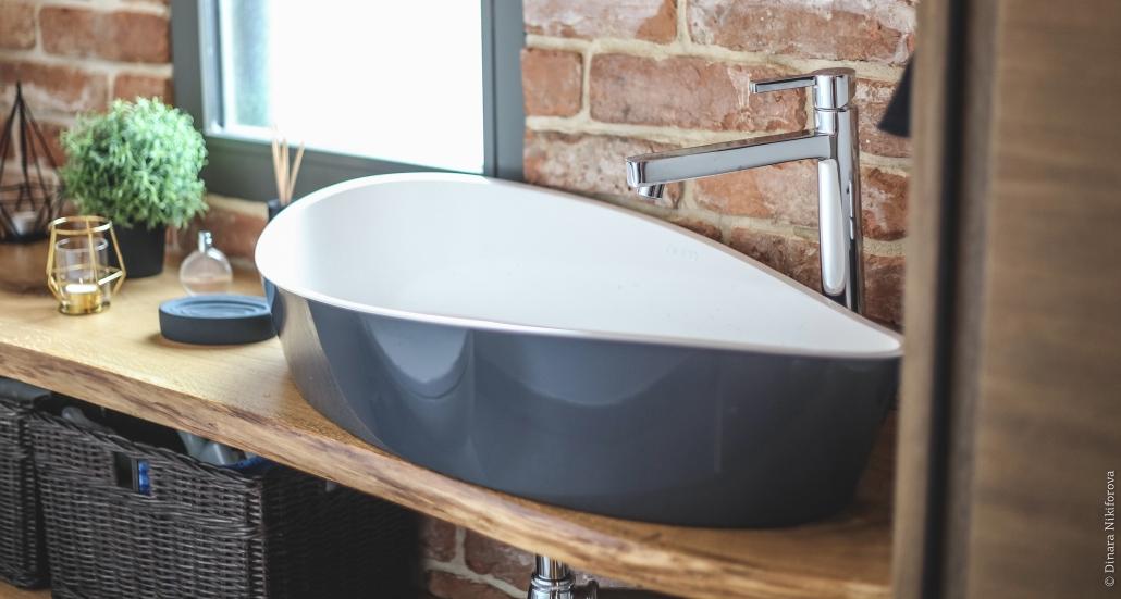 Washbasins - Washbasin Iside