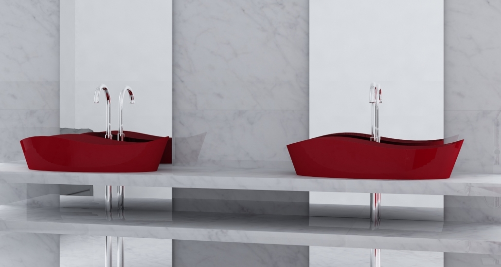 Washbasins - Washbasin Luxovio