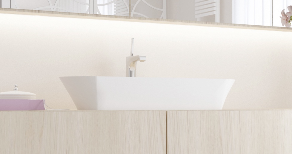Washbasins - Washbasin Ornea 4
