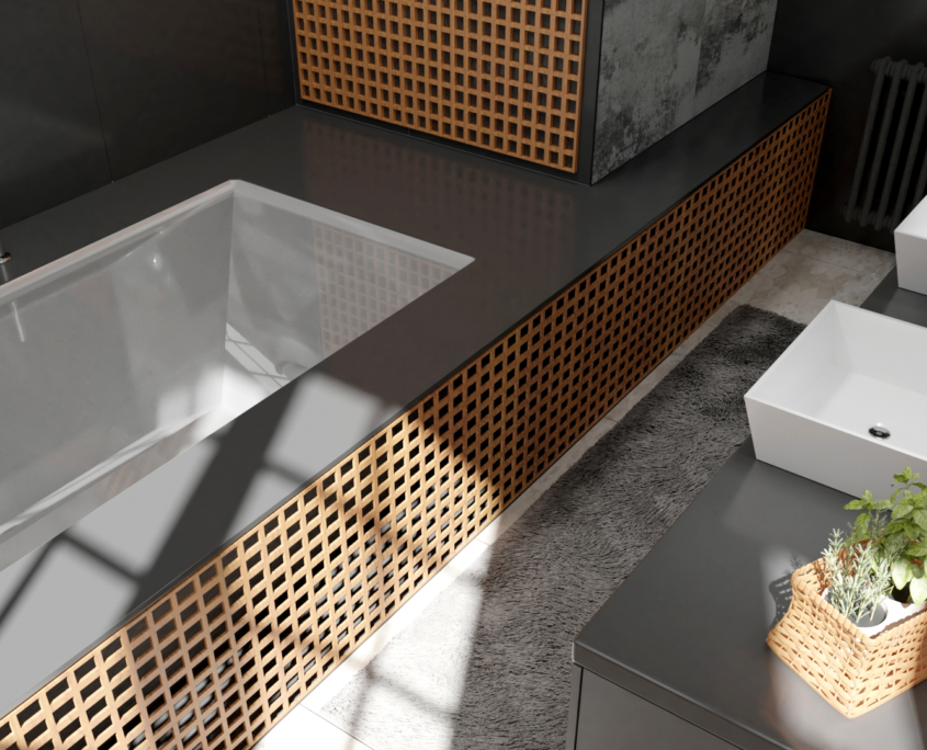 Individual Bathtub Erunna 4