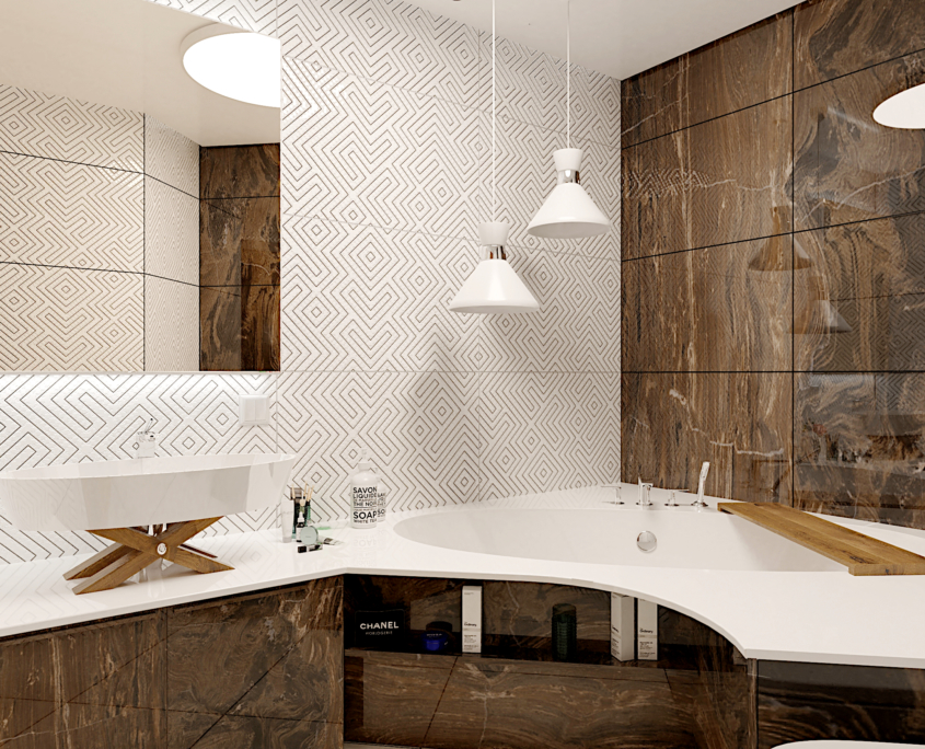 Индивидуальные ванны Individual Bathtub Estia 1