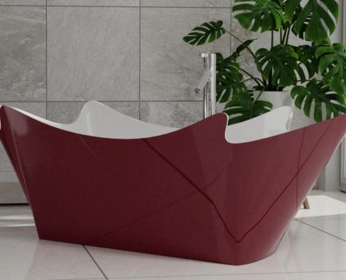 свободностоящая ванна Demetra