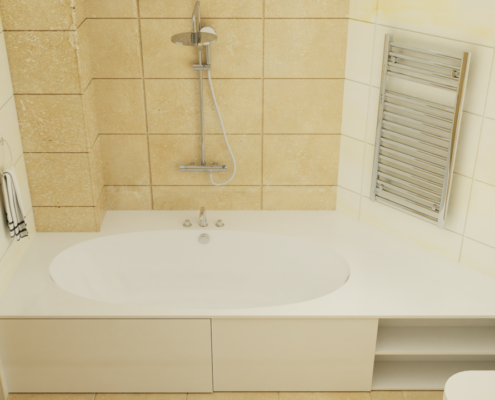 Bathtub Estia