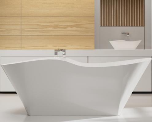 Отдельностоящая ванна Amida