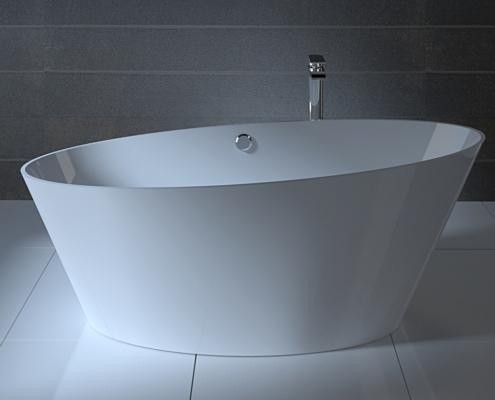 Отдельностоящая ванна Carmenta