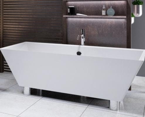 Отдельностоящая ванна Doride
