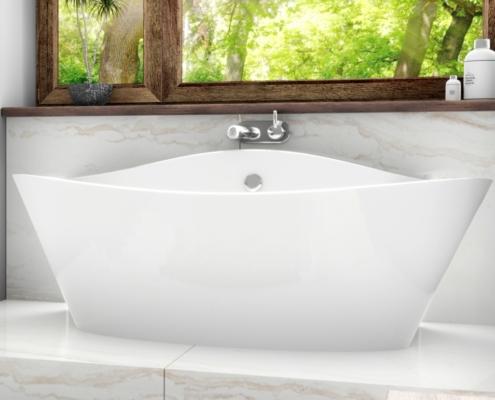 Отдельностоящая ванна Iris