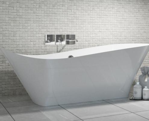 Отдельностоящая ванна Kami