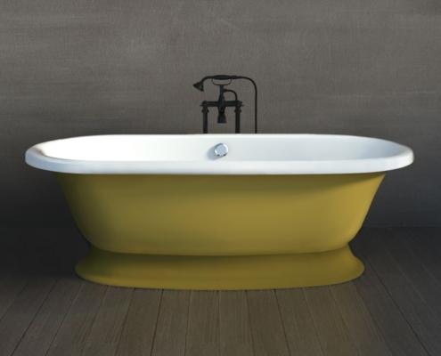 Laisvai pastatomos vonios: vonia Recanto