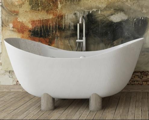 Отдельностоящая ванна Damona 1