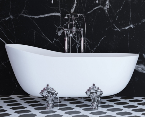 Отдельностоящая ванна Damona 2