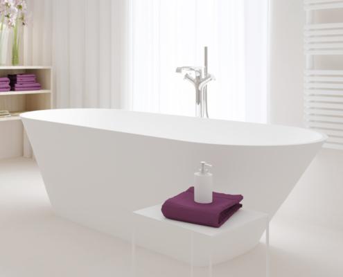 Отдельностоящая ванна Ornea